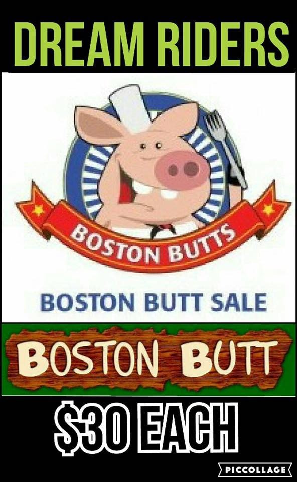 Chapter A – Boston Butt Labor Day Fundraiser