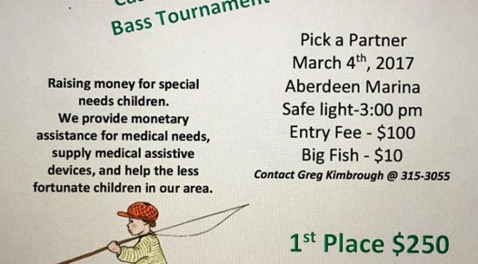 Ch. C Bass Tournament