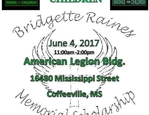 Bridgette Raines Ride 2017