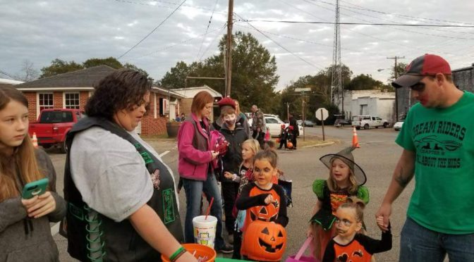 BOO BASH IN HOUSTON MS WITH CHAPTER H