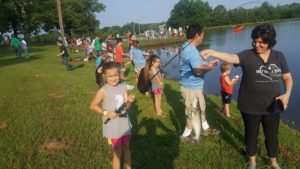 Ch. H fishing rodeo, Houston, MS
