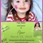 chapter A fundraiser for Piper
